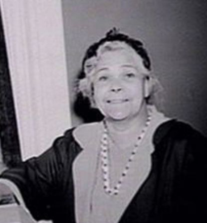 Margaret Tucker MBE
